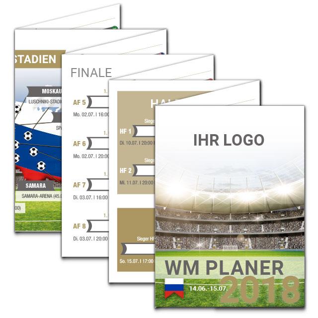 Wm Planer 2018 Mit Firmenlogo Und Musterpaket Made In Germany