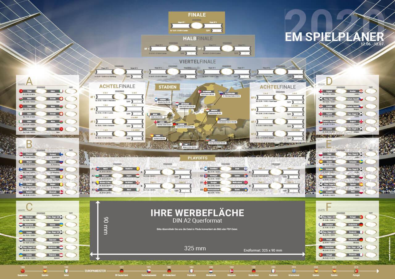 Em Qualifikation 2021 Spielplan